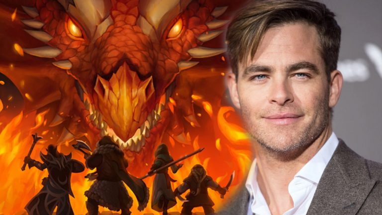 Chris Pine to fight Dragons, in Dungeons